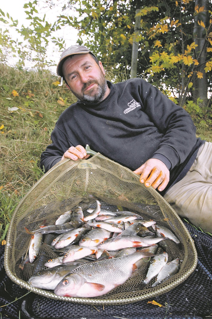 The Aire & Calder Canal is a top roach fishing venue.