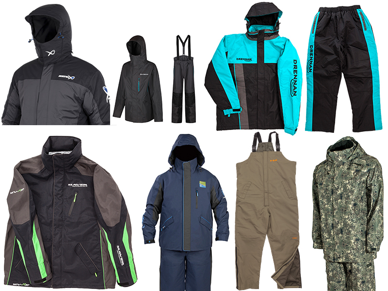Maver MV-R 10 Waterproof Clothing Jacket and Trousers 10,000mm W//proof