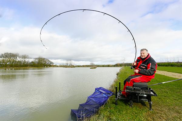 Carp and coarse fishing rods  9e81d885f42f