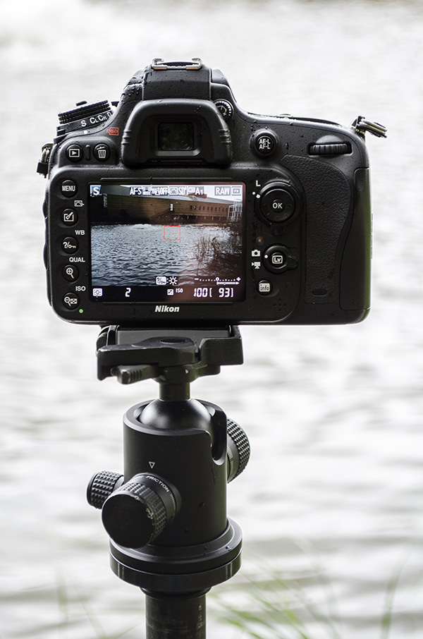 set up your camera for using nd grad filters powered by practical rh practicalphotography com Photography Settings Cheat Sheet ISO Settings