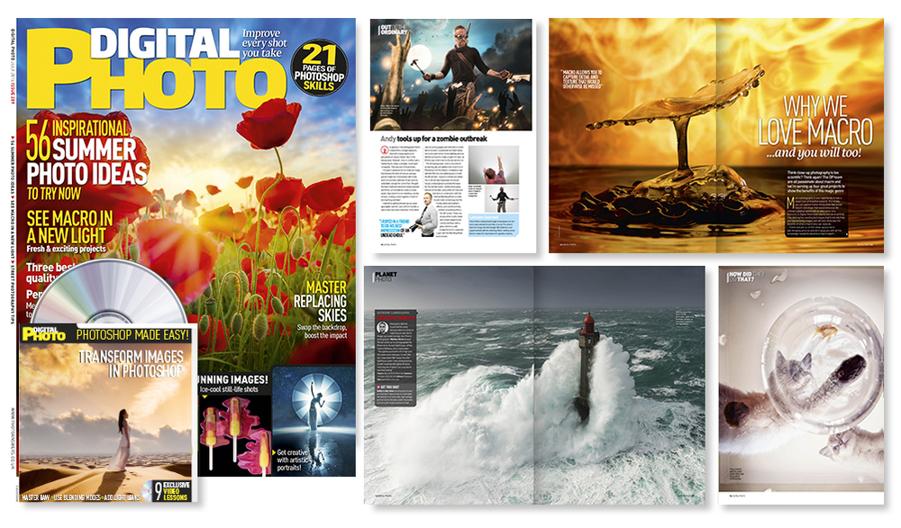 July 2016 issue of Digital Photo