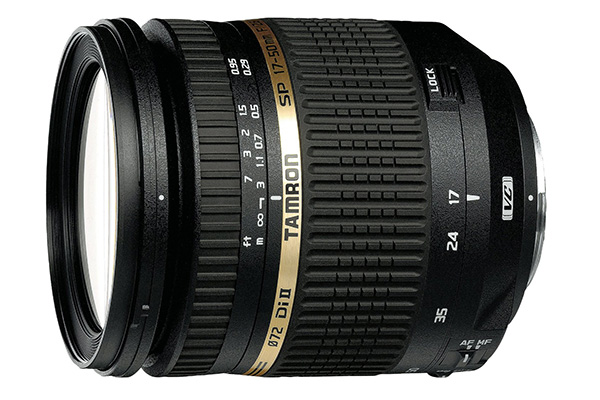Tamron 17-50mm f/2.8 SP AF XR Di II VC LD IF
