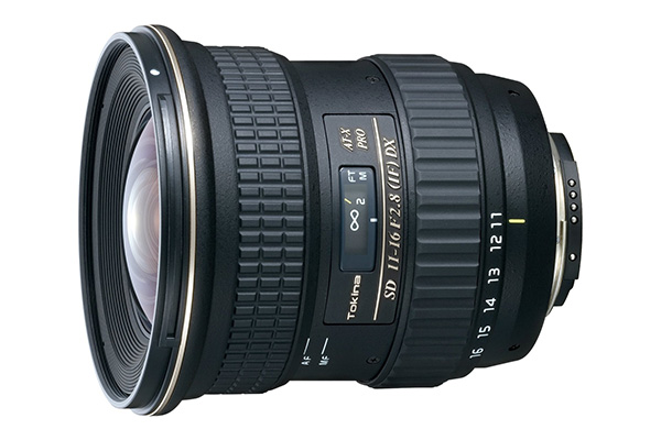 Tokina 11-16mm f/2.8 AT-X 116 Pro DX AF