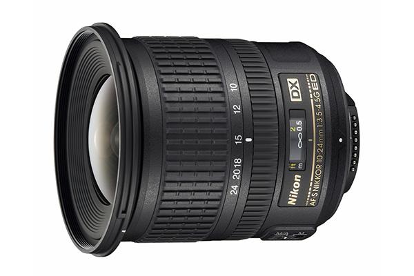 Nikon AF-S Nikkor DX 10-24mm f/3.5-4.5G ED