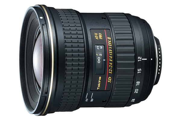 Tokina 12-24mm f/4 AT-X PRO DX II