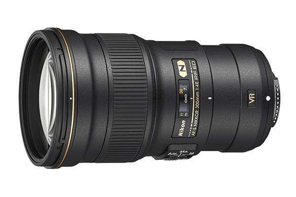 Nikkor 300mm f/4E PF ED VR AF-S