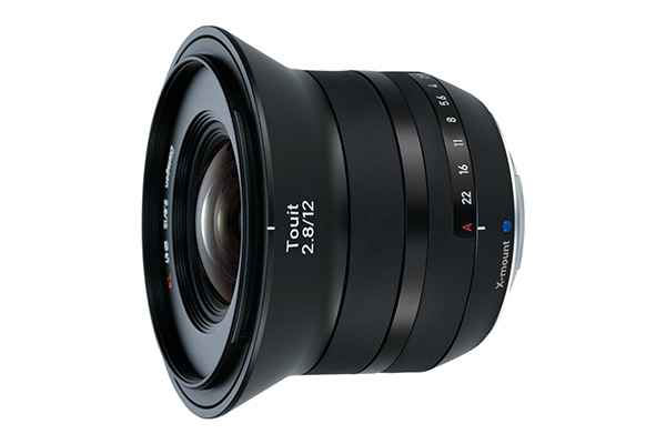 Carl Zeiss Touit 12mm f/2.8