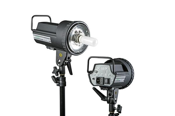 Interfit EX200 Ti Twin-Head Flash Kit