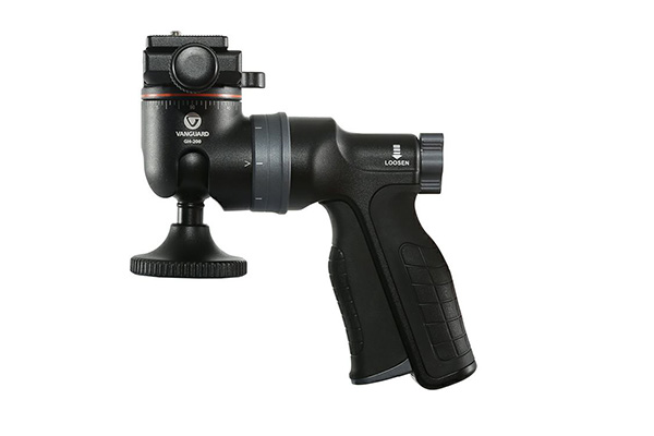 Vanguard GH-200 pistol grip head