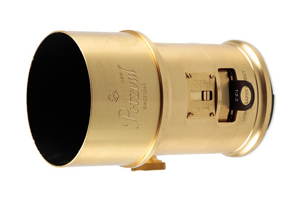 Lomography Petzval 85 Art