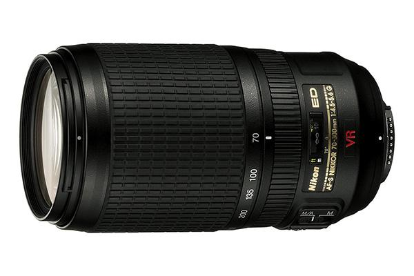 Nikon AF-S Nikkor 70-300mm f/4.5-5.6G VR IF-ED