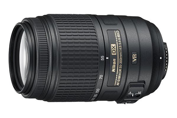 Nikon AF-S Nikkor 55-300mm f/4.5-5.6 G ED VR