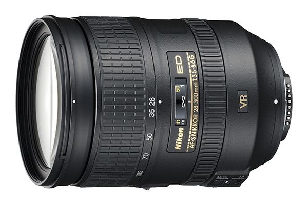 Nikon AF-S Nikkor 28-300mm f/3.5-5.6G AF-S ED VR