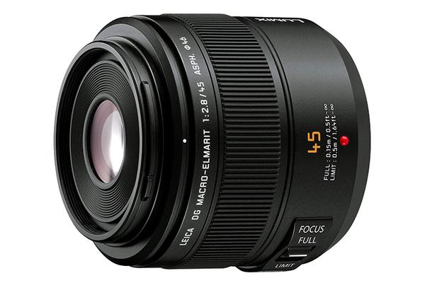 Panasonic 45mm f/2.8 Macro Leica D MFT