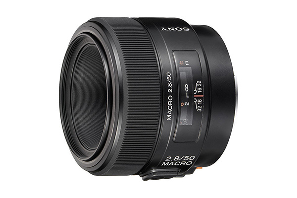 Sony 50mm f/2.8 D Macro