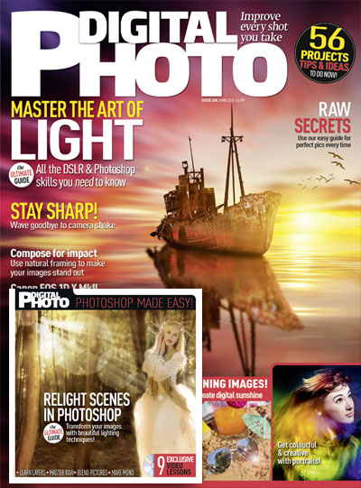 June 2016 issue of Digital Photo