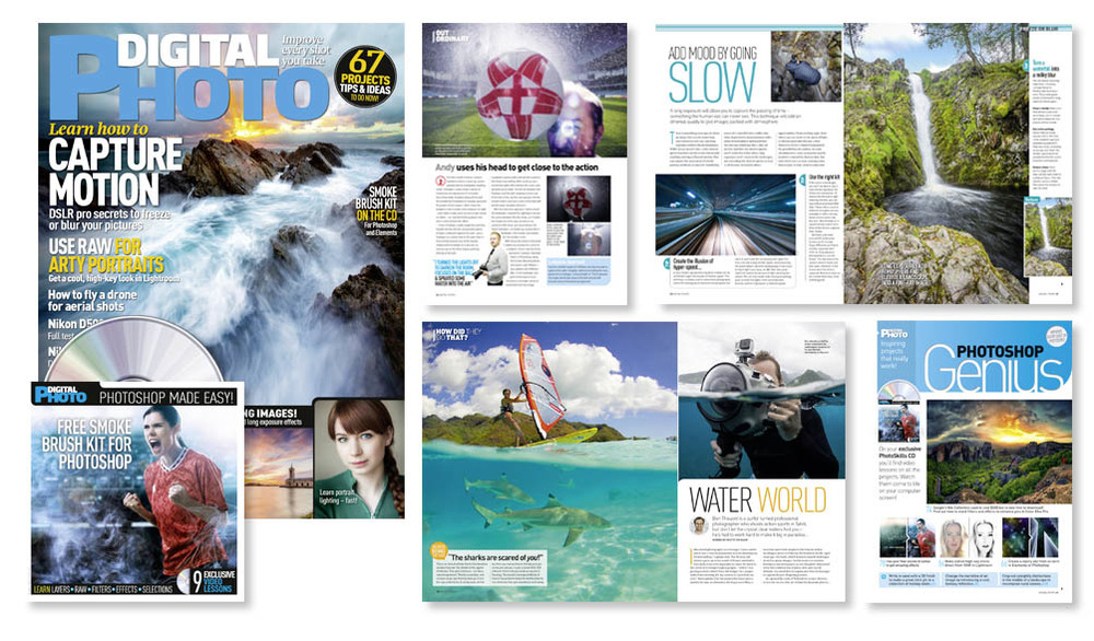 August 2016 issue of Digital Photo