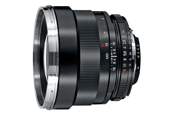 Zeiss 85mm f/1.4 Planar ZF.2