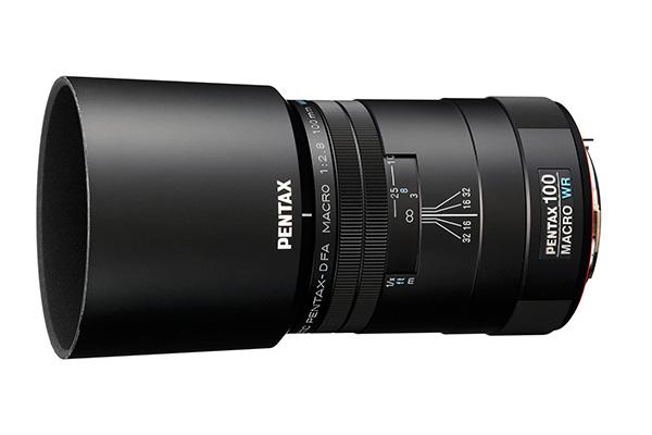 Pentax 100mm f/2.8 SMC D-FA WR