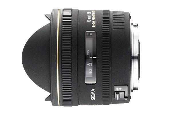 Sigma 10mm f/2.8 EX DC HSM