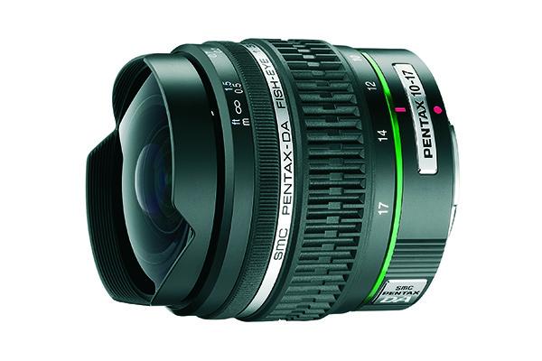 Pentax 10-17mm f/3.5-4.5 SMC DA ED