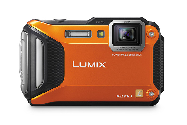 Panasonic Lumix FT5