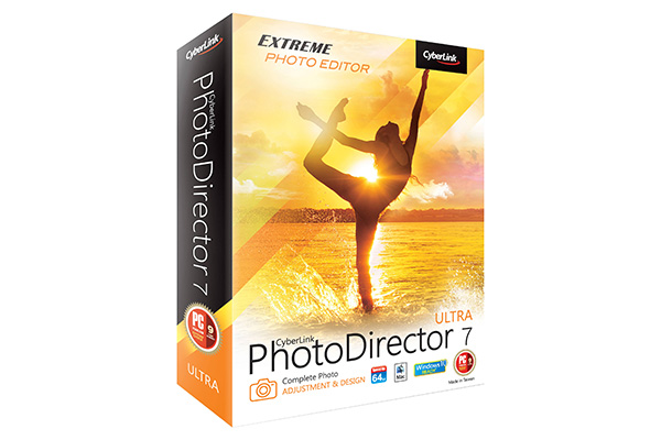 CyberLink PhotoDirector 7