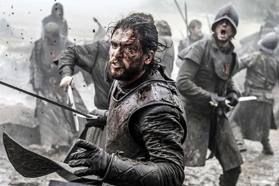 Interview with Game of Thrones photographer Helen Sloan