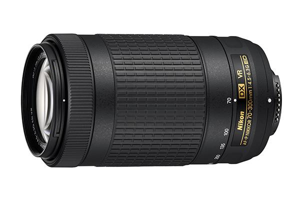 Nikon AF-P DX Nikkor 70–300mm f/4.5–6.3G ED VR