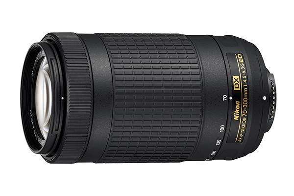 Nikon AF-P DX Nikkor 70–300mm f/4.5–6.3G ED