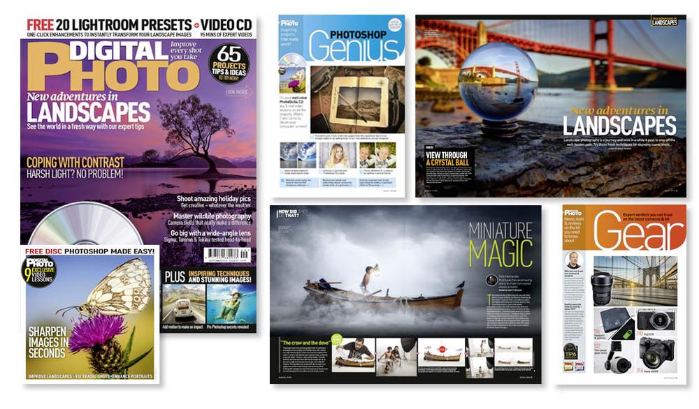 September 2016 issue of Digital Photo