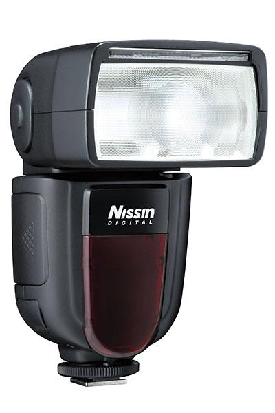 Nissin Di700 - front