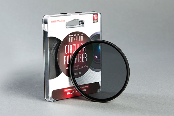 Marumi Fit+Slim circular polariser