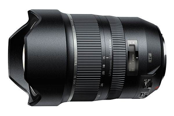 Tamron 15-30mm f/2.8 SP Di VC USD