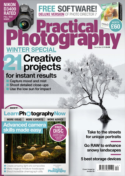 December 2016 issue of Practical Photography