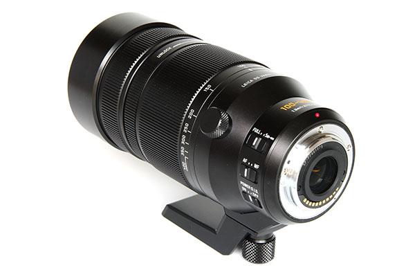Panasonic 100-400mm f/4-6.3
