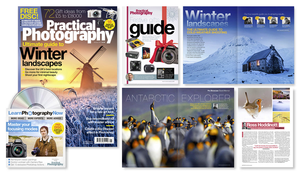 January 2017 issue of Practical Photography