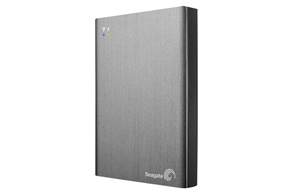 Seagate Wireless Plus Mobile 2TB