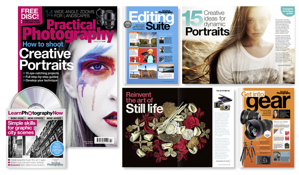 February 2017 issue of Practical Photography