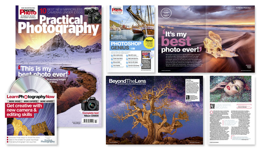 March 2017 issue of Practical Photography