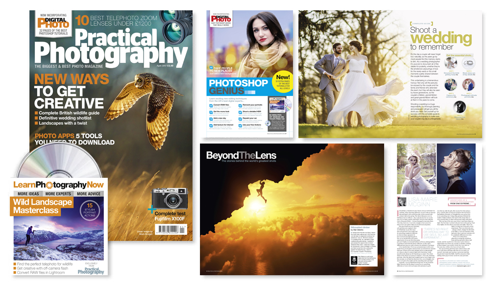April 2017 issue of Practical Photography