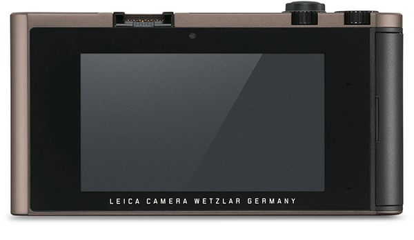 Leica TL - back