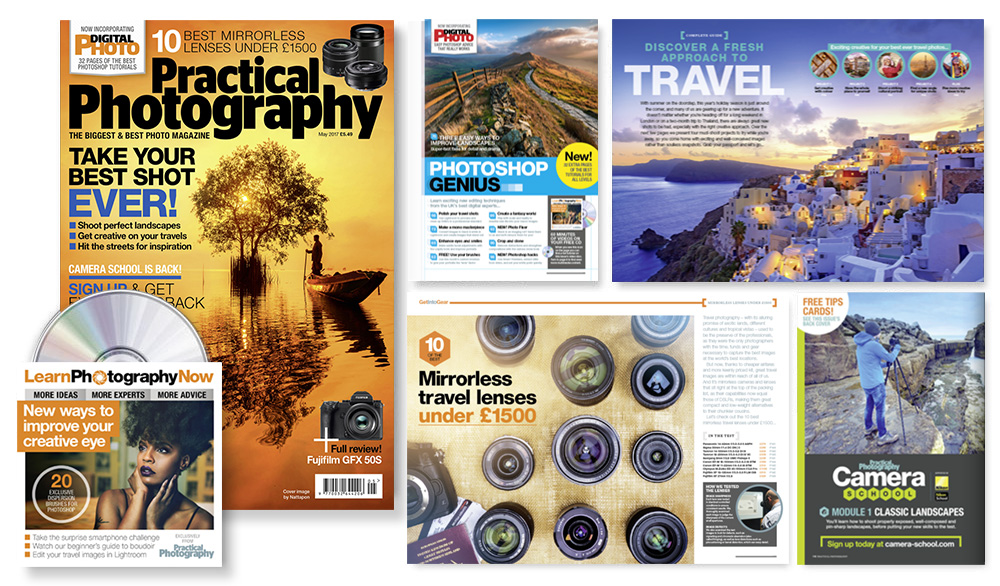 May 2017 issue of Practical Photography