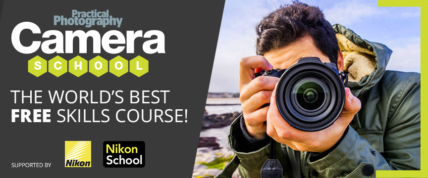 Exclusive! Sign up to the world's best FREE camera skills course right here...