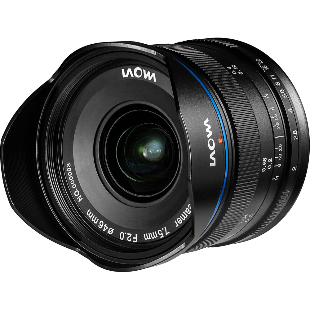 The Brand New 7.5mm f/2 Ultra Wide Angle Lens from Laowa