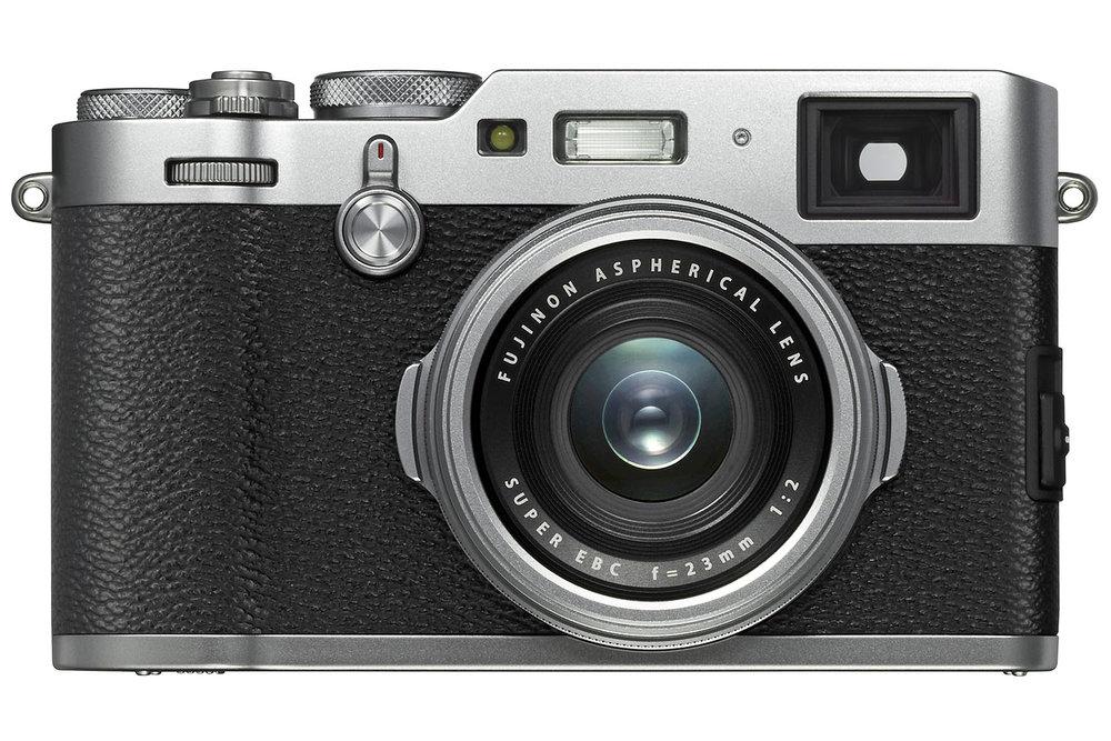 The retro styled Fujifilm X100F CSC