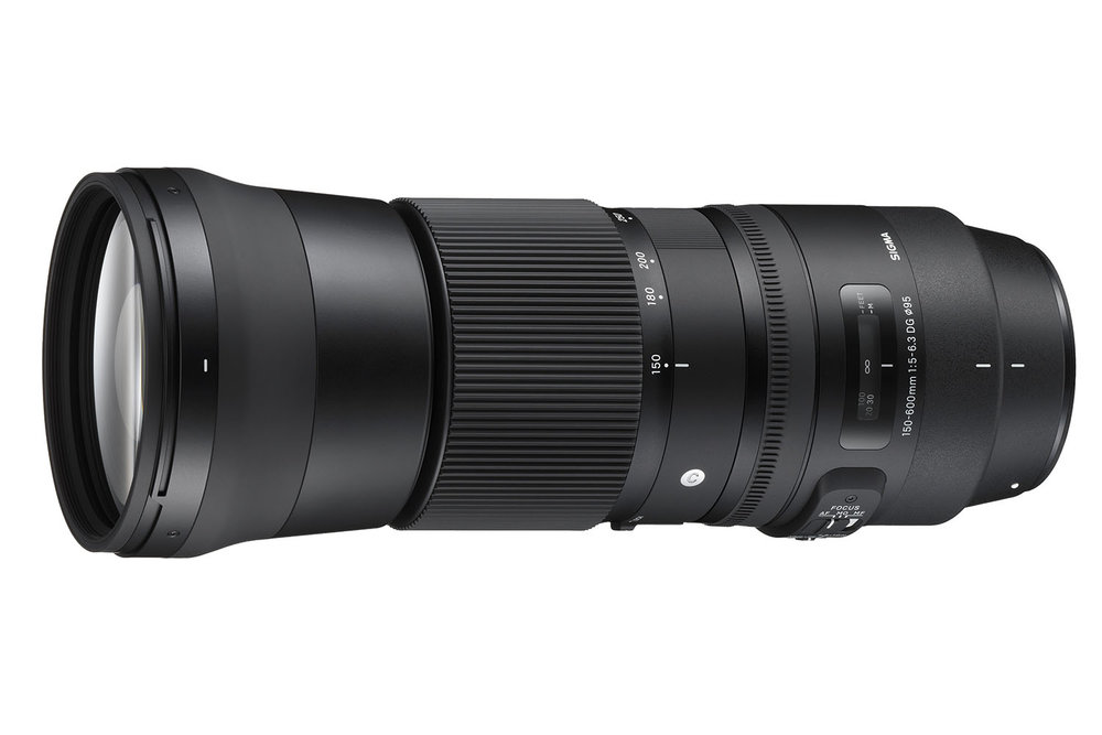 The compact Sigma 150-600mm f/5-6.3 DG OS HSM | C