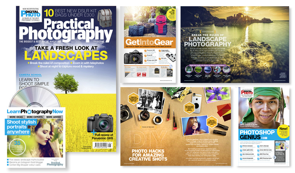 June 2017 issue of Practical Photography