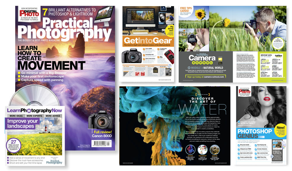 July 2017 issue of Practical Photography