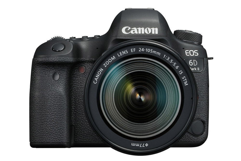 The Canon 6D Mark II is the latest addition to the Japanese giant's full-frame DSLR line-up